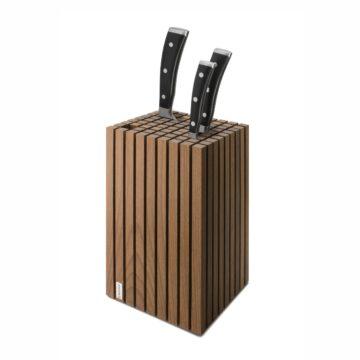 Taco de cuchillos universal en madera de haya con cuchillos  – Wüsthof 7262 – Cuchillalia