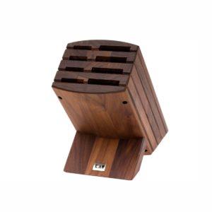 Taco o bloque de madera para cuchillos KAI Shun DM-0810 - Cuchillalia
