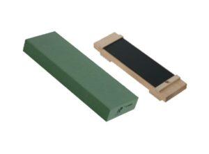 Piedras de afilado y soportes del fabricante japonés Miyabi - Cuchillalia