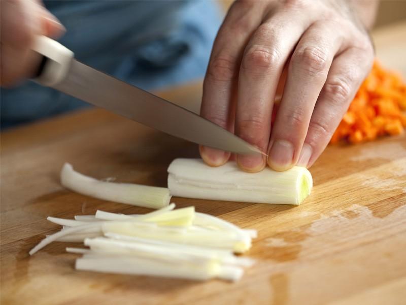 tipos de cortes en cocina